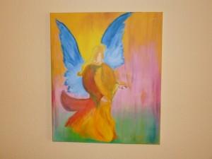 Engel-Bild