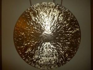 Gong mit schönem Klang